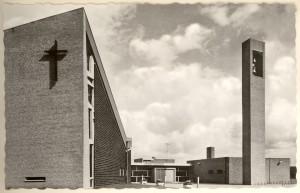Nijmegen.Maranathakerk